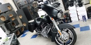 2013 Harley Audio and Lighting
