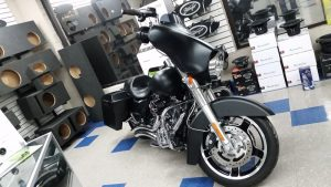 Rockford Audio and Custom Lighting Kit for 2013 Harley Street Glide