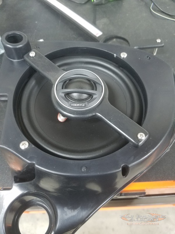 Harley-Davidson Stereo