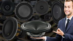 Speaker Sizes