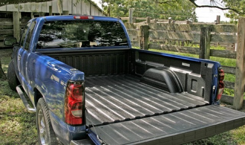 Spray-on Bedliners