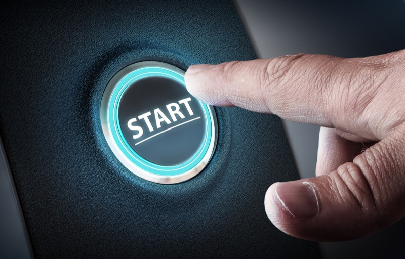 Push-To-Start