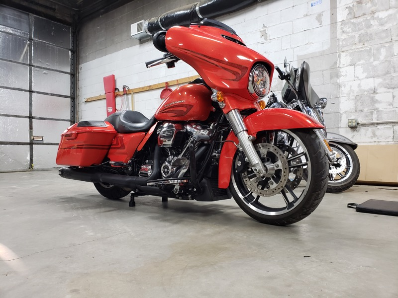 Harley Air Ride