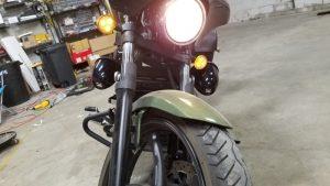 Yamaha Stryker Audio