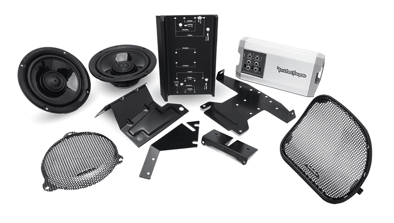 Harley Audio Kits