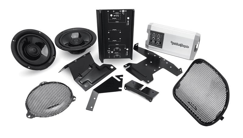 Harley Audio Kits
