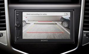 Sony XAV-V10BT