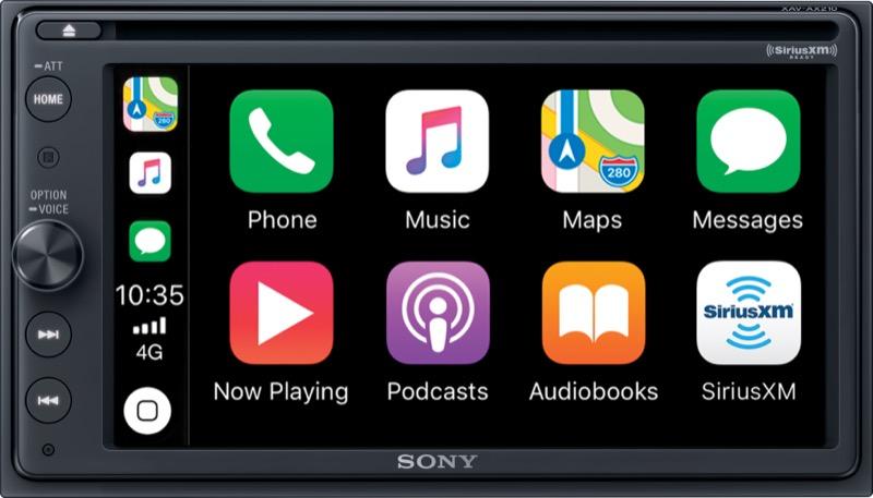 Sony XAV-AX210