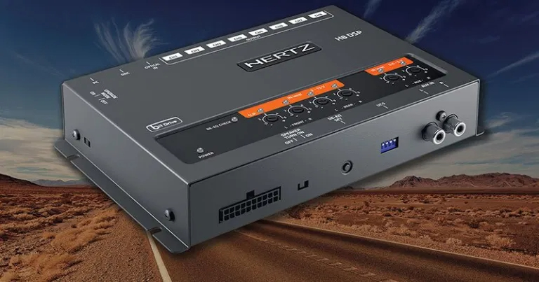 Product Spotlight Hertz-H8 DSP Digital-Interface Processor