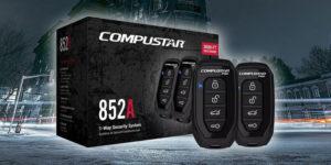 Product Spotlight Compustar CS852-A Car Alarm System
