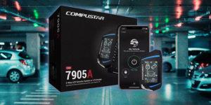 Product Spotlight: Compustar CSX7905-A Premium Car Alarm System